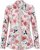 Kylie Floral Print Jacket