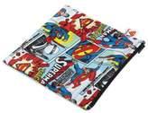 Bumkins DC Comics Superman Large Reusable Snack Bag