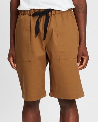 MACKINTOSH Glenmallan Shorts