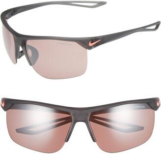 Nike Trainer E 67mm Oversize Sunglasses