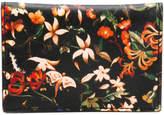 DSQUARED2 floral folded card holder
