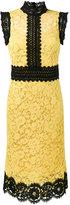 Dolce & Gabbana sleeveless lace dress - women - Cotton/Viscose/Nylon/Polyamide - 40