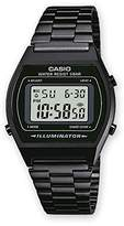 Casio Unisex Collection Digital Watch with Stainless Steel Bracelet B640WB-1AEF