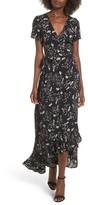 LIRA Women's Taryn High/low Wrap Dress