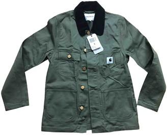 Carhartt Wip Khaki Cotton Jacket for Women