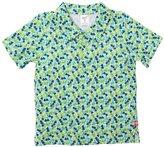 Zutano Lucky You Polo Shirt (Baby) - Multicolor-12 Months