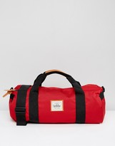 Artsac Workshop Small Duffle Bag In Red