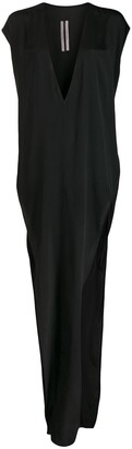 Rick Owens Cut-Out Long Dress