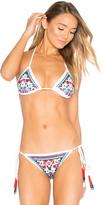 Rococo Sand Triangle Bikini Top