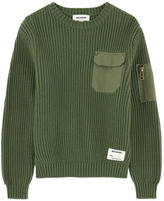 Zadig & Voltaire Ribbed knit sweater