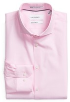 Men's Calibrate Extra Trim Fit Stretch No-Iron Dress Shirt