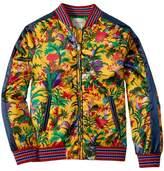 Gucci Kids Bomber 499539XBC67 Boy's Coat