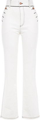 See by Chloe High-rise Bootcut Jeans