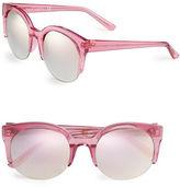 Vince Camuto VC671 Semi-Rimless Sunglasses