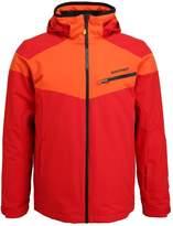 Ziener TOLO Ski jacket red pop