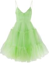 Brognano layered tutu dress