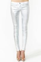 Nasty Gal Moon Walk Skinny Jeans