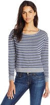 Splendid Women's Sierra Falls Stripe Reversible Top