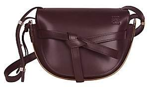 Loewe Women's Small Gate Leather Saddle Bag