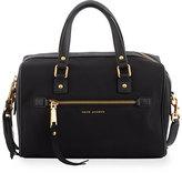 Marc Jacobs Trooper Nylon Bauletto Bag, Black