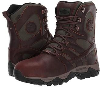 Merrell Work Moab Duluth 8 Waterproof Steel Toe (Espresso) Men's Boots