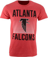 Junk Food Clothing Men's Atlanta Falcons Block Shutter T-Shirt