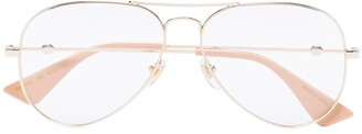 Gucci Aviator Glasses