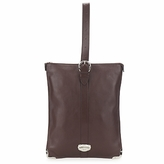 Alexis Mabille CABAS 80-CHOCOLATE