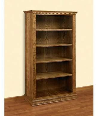 A&E Wood Designs Britania Standard Bookcase A&E Wood Designs