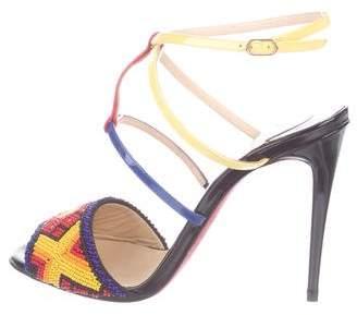 Christian Louboutin 2016 Tipika 100 Sandals