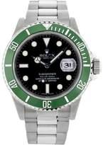 Rolex Submariner Stainless Steel & Black Dial 40mm Mens Watch