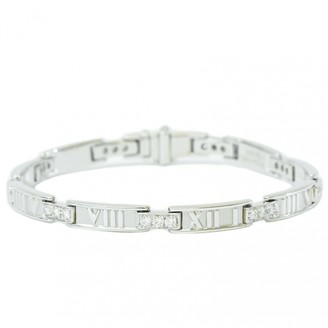 Tiffany & Co. White White gold Bracelets