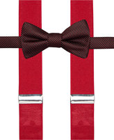 Alfani Spectrum Nailhead II Pre-Tied Bow Tie and Suspender Set, Only at Macy's