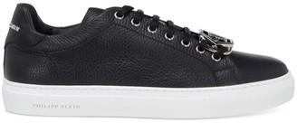 Philipp Plein Hexagon Low-Top Sneakers
