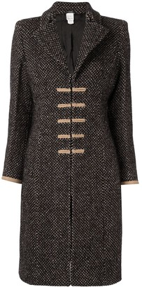 Versace Pre-Owned Napoleon coat