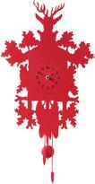 Diamantini Domeniconi Cucu Small Wall Clock Red