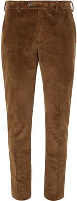 Salle Privée Gehry Slim-Fit Cotton-Corduroy Suit Trousers