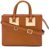 Sophie Hulme medium Boxtan tote - women - Leather - One Size