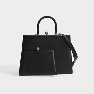Ratio et Motus Twin Frame Top Handle Bag