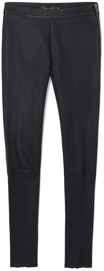 Mackage Navi Black Leather Legging