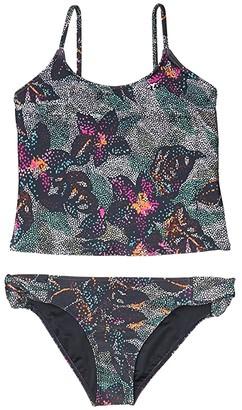 O'Neill Kids Sandrine Tankini (Little Kids/Big Kids) (Multi) Girl's Swimwear
