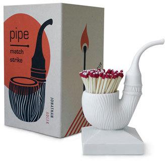 Jonathan Adler 'Pipe' Porcelain Match Strike
