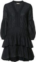Ulla Johnson Jacklyn ruffle dress - women - Cotton - 4