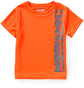 Under Armour Little Boys 2T-7 Sideline Logo Short-Sleeve Tee