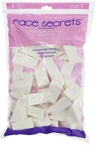 Face Secrets Medium Ultra Wedge 40ct.