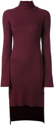 MM6 MAISON MARGIELA High-Low Hem Dress