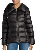 Karl Lagerfeld Paris Packable Quilted Puffer Coat