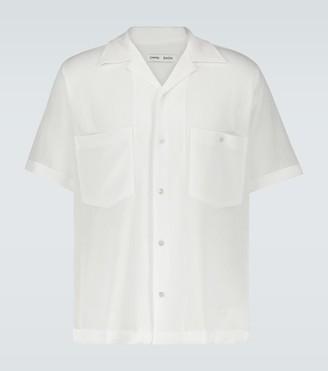 Cmmn Swdn Dexter short-sleeved shirt