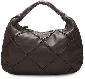 Bottega Veneta Pre-Owned Diamond-Quilted Hobo Bag