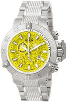 Invicta Men's 6689NB Subaqua Collection Noma III Chronograph Stainless Steel Watch Set